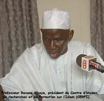 Motion de félicitations du comité d'appui du CERFI au Professeur Rawane Mbaye