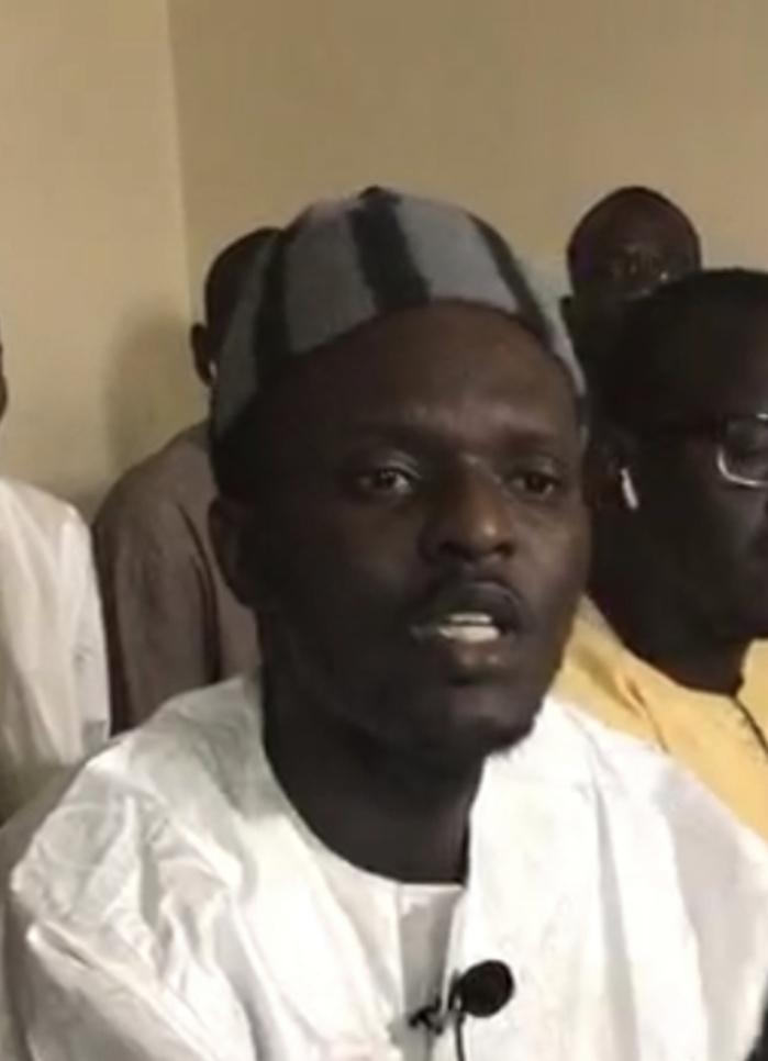 Serigne Cheikh Thioro Mbacké (Pastef - Touba) : «Serigne Abdou Samad Mbacké n'était qu'un sympathisant et non un membre de notre parti!»