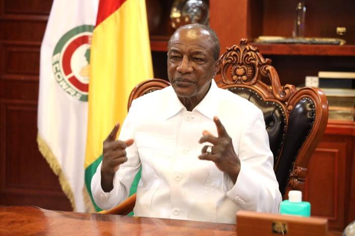 Alpha Condé solde ses comptes avec Macky Sall : « Tous ceux qui voulaient que la Guinée brûle, nous tous voyons ce qui se passe chez eux »