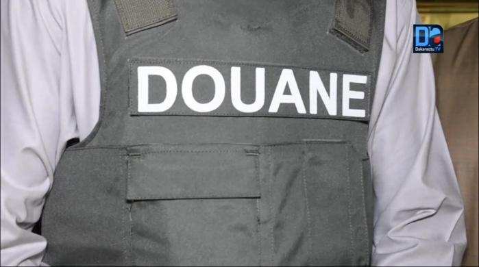 Kaolack : 400 kg de chanvre indien saisis par la Douane.