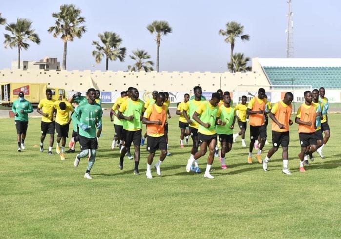 Équipe nationale / Schéma Tactique : Vers un remake du mitigé 3-5-2 d'Aliou Cissé contre Eswatini ?