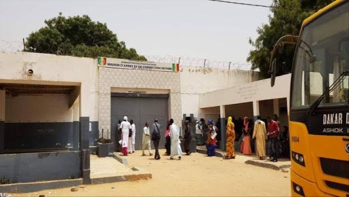 Reprise des visites dans les prisons à partir du 7 Avril : une visite par quinze jours autorisée pour chaque détenu pour mieux gérer les flux.
