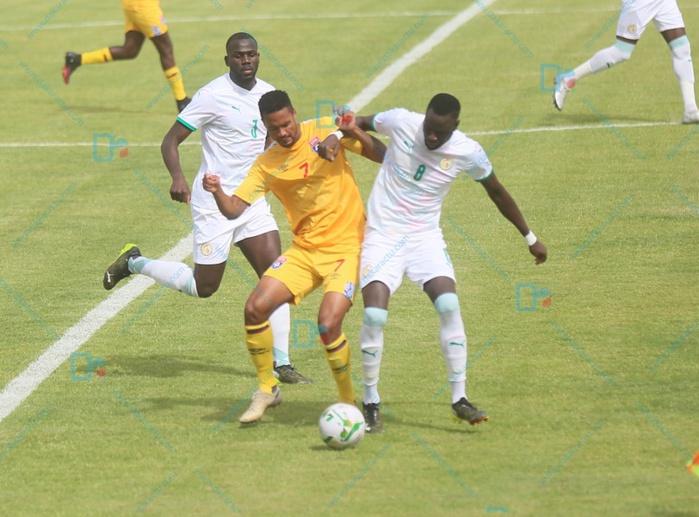Éliminatoires CAN 2022 / Groupe i : Les images du Match Sénégal – Eswatini au stade Lat Dior de thies