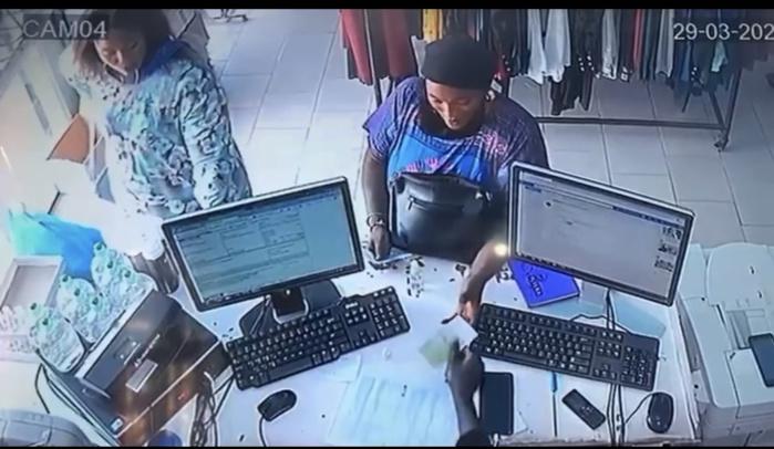 Parcelles Assainies : Traque lancée contre deux dames filmées en flagrant délit de vol dans un magasin.
