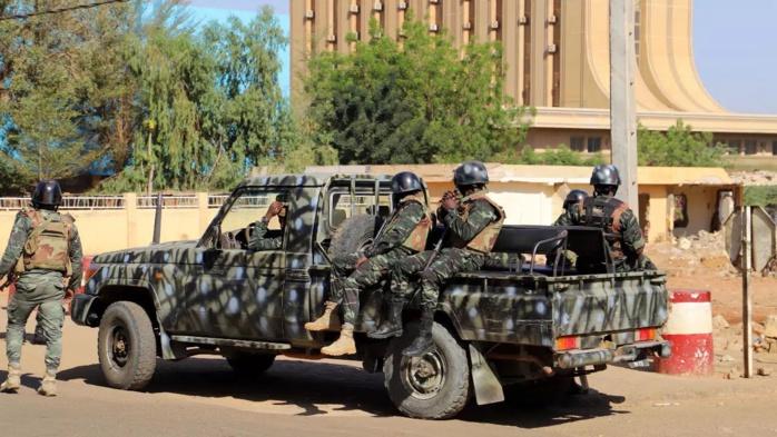 Niger : des militaires arrêtés après une « tentative de coup d'Etat »