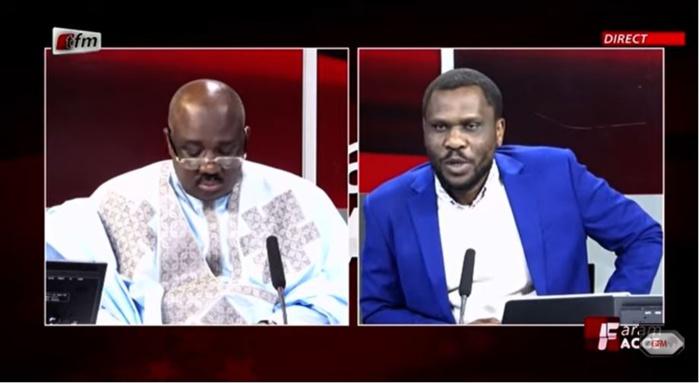 Farba Ngom revient sur le meeting polémique de Matam : « Ce n'est pas 120 millions qui ont été dépensés mais…on sait que l'on est pas à 100% avec Macky au Fouta »