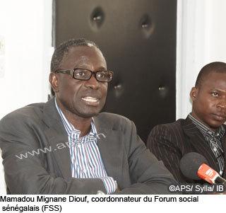 Une coalition sénégalaise demande le retour de Makaïla Nguebla à Dakar