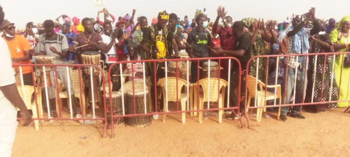 Rassemblement et mobilisation : Podor manifeste sa solidarité à Macky Sall.