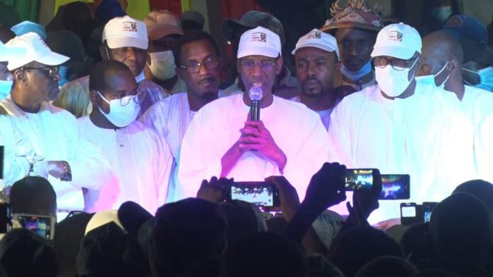 Abdoulaye Daouda Diallo aux jeunes de Podor : «Je vous invite à ne pas répondre aux invectives de cette opposition en manque de repères...»