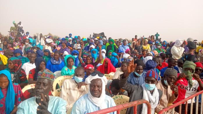 Mobilisation politique : Main dans la main, Abdoulaye Daouda Diallo et Cheikh Oumar Hanne pour réitérer la confiance des Podorois envers le PR Macky Sall.