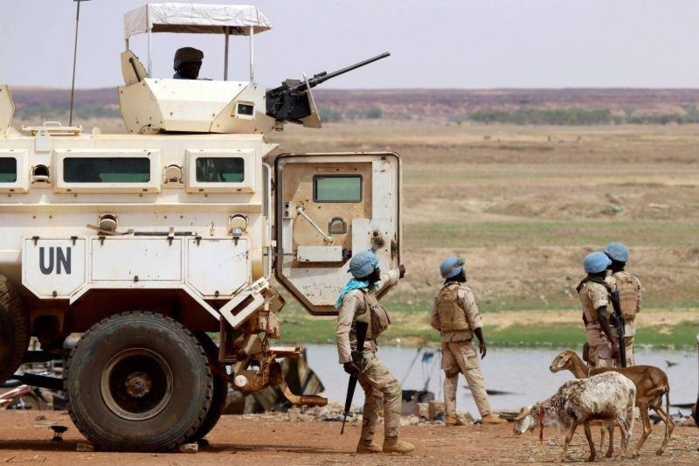 Mali : 4 Casques bleus tchadiens tués à Aguelhok, deux soldats maliens tués à Diafarabé