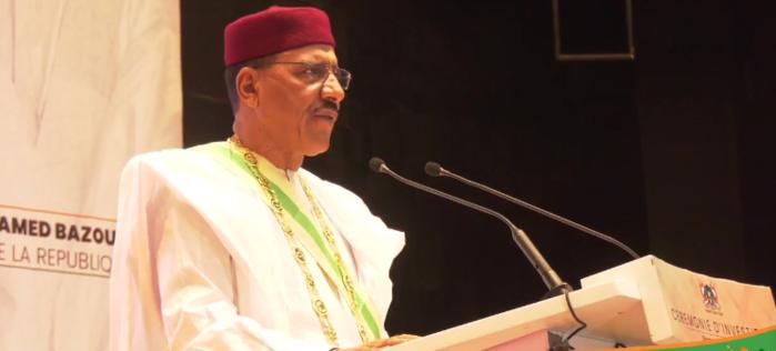 Niger : L'Education, le plus grand défi du nouveau président Mohamed Bazoum.