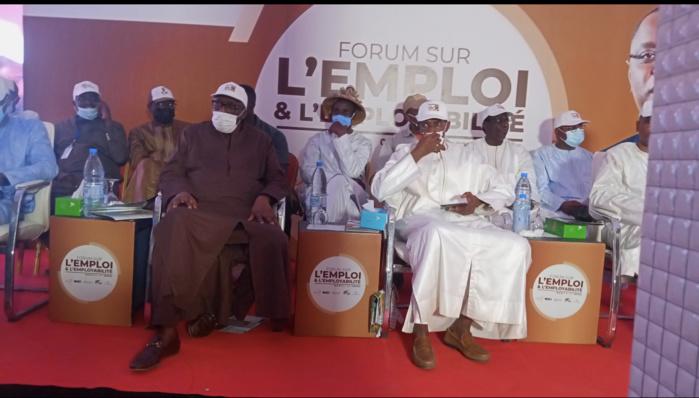Emploi des jeunes : ADD et Cheikh Oumar Hanne déboursent un montant de 80 millions de Francs CFA pour la jeunesse de Podor.