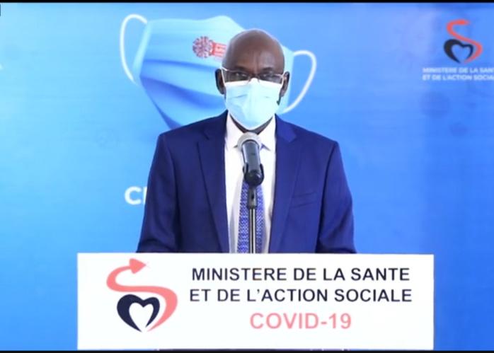 SÉNÉGAL : 71 nouveaux cas testés positifs au coronavirus, 70 nouveaux guéris, aucun nouveau décès et 29 cas graves en réanimation.