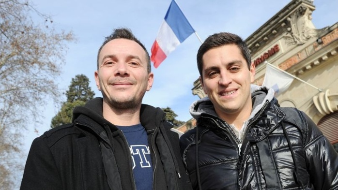 France : Le premier mariage homosexuel célébré le 29 mai