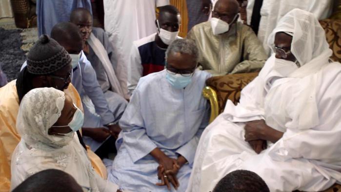 LE REVOCAP À TOUBA / Abou Diallo invite le Khalife des Mourides à revenir à Dakar pour une prière du vendredi afin d'apaiser davantage les cœurs.