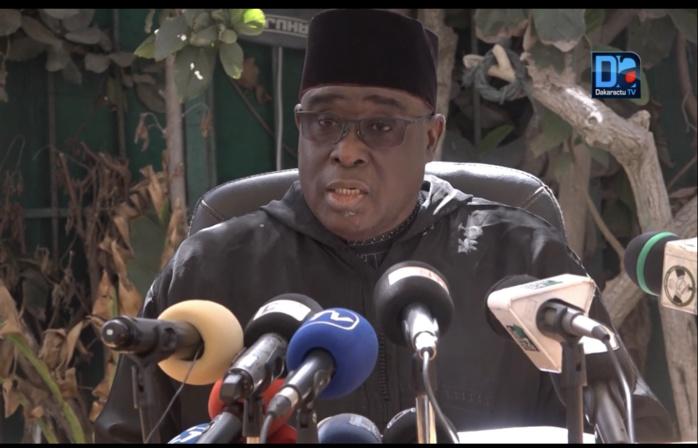 Médiation à la Conacoc : Imam Oumar Diène revient sur sa décision et prendra part à la réunion au Mint.