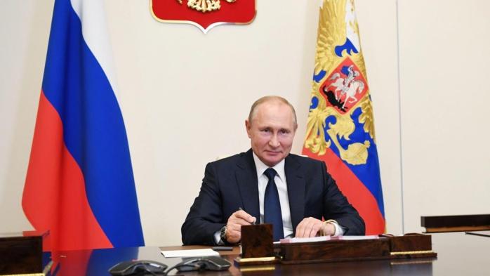 Russie : Poutine s'autorise à rester au pouvoir jusqu'en 2036.