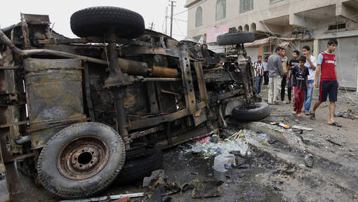 50 morts, dont 24 policiers dans des attentats en Irak