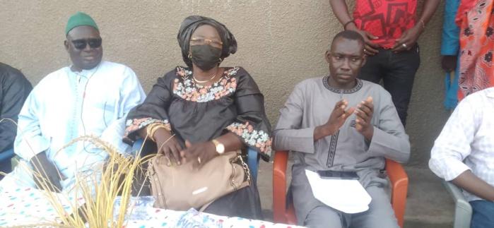 Koungheul : Socé Diop Dionne en tournée de remobilisation au profit du président Macky Sall.