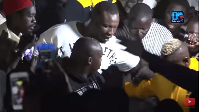 Modou Lo Vs Ama Baldé Revivez les moments forts du départ de Seulleu Bou Ndaw pour la SEN TV