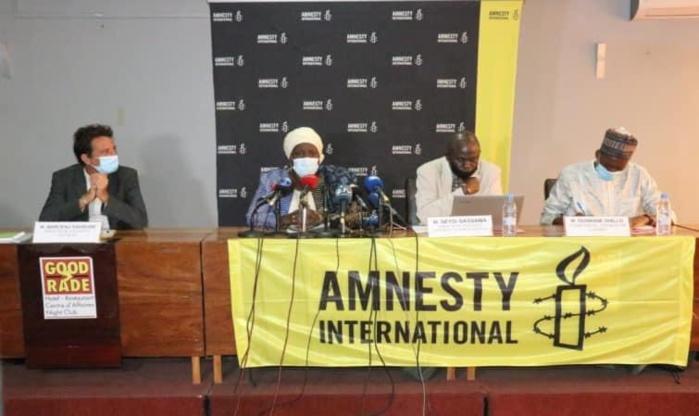 Rapport 2020-2021: Amnesty international dresse un tableau sombre de la situation des droits humains en Afrique. (Rapport Intégral)