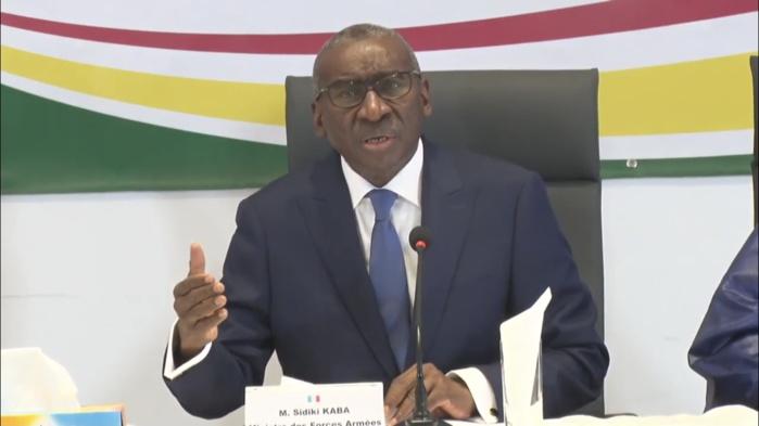La part de vérité de Me Sidiki Kaba sur l'affaire Ousmane Sonko : «L'État ne fera pas pédale-douce. L'action judiciaire suivra son cours...»