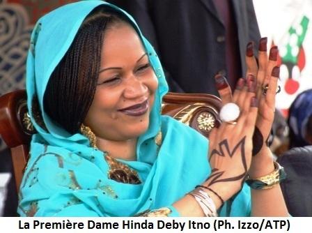 TCHAD : La Première Dame retire 50 milliards du Trésor public. Les services secrets égyptiens saisissent les devises