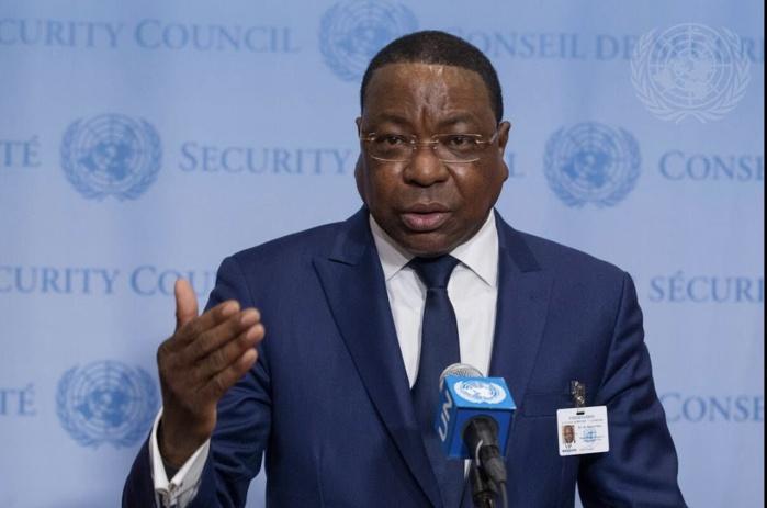 Situation sécuritaire en Centrafrique / Violation des droits de l'homme, coordination avec des conseillers militaires russes, le cas Bozizé : Les éclairages du chef de la MINUSCA...