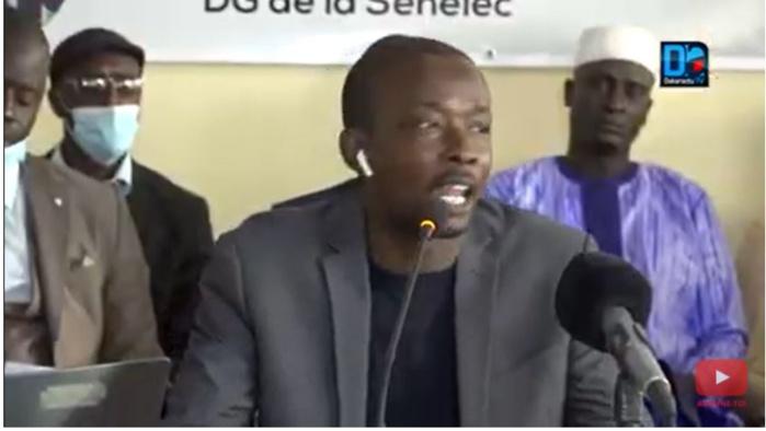 Sortie des travailleurs de l'électricité contre le DG de la Senelec : les précisions du Coordonnateur des prestataires