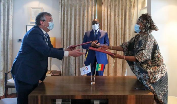 Bruxelles : un accord de co-production cinématographique signé entre la République du Sénégal et la Communauté Française de Belgique