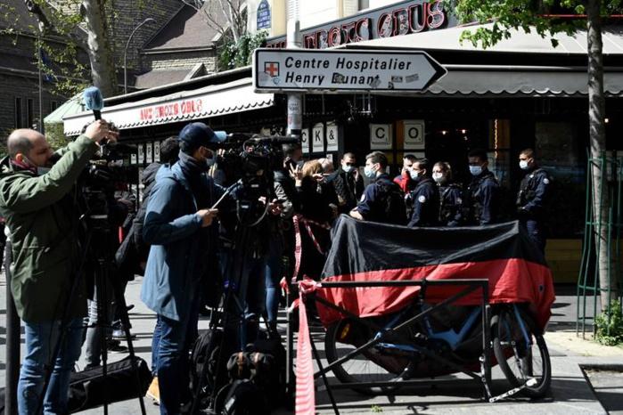 France : Un mort et une blessée lors d'une fusillade à Paris.