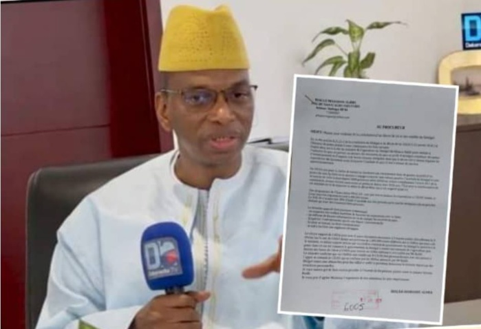 Visé par une plainte pour favoritisme : Le ministre Moussa Baldé précise et parle d'avancées jamais réalisées dans la campagne arachidière.