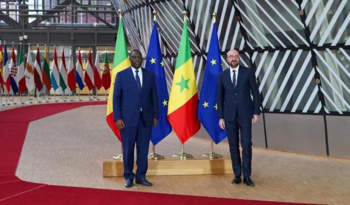 Bruxelles : Partenariat UE-Sénégal pour la production de vaccins anti Covid par notre pays…