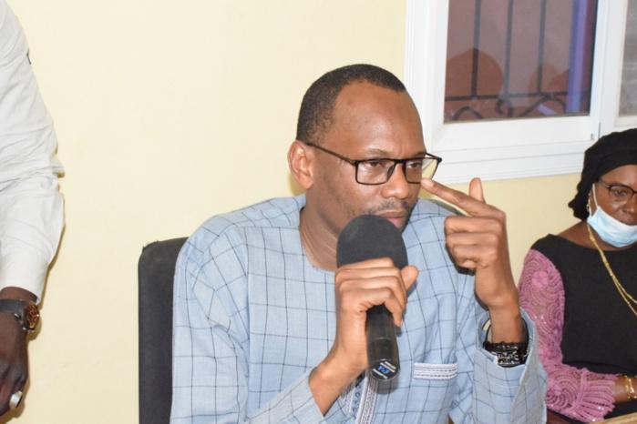 Thiès : «J'invite tous les acteurs politiques et de développement à s'impliquer davantage pour aider l'État dans sa politique de jeunesse» (Habib Niang)