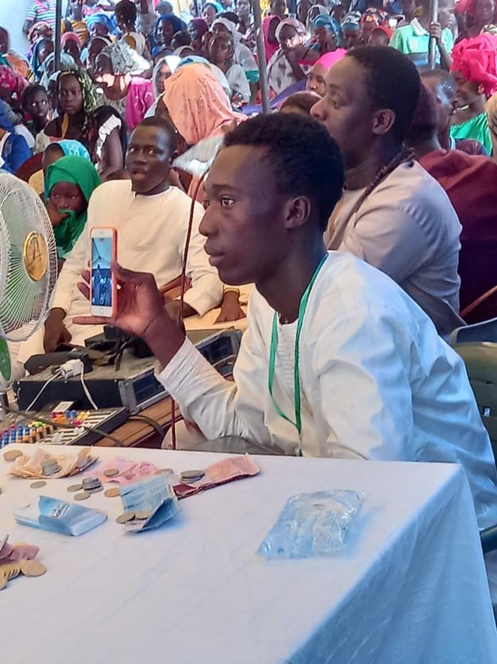 Journée de prières et de récital du Saint Coran à Lyndiane / Djibril Aw : «Pape Demba Bitèye a une seule ambition, c'est la matérialisation de la vision du Président de la République, Macky Sall»