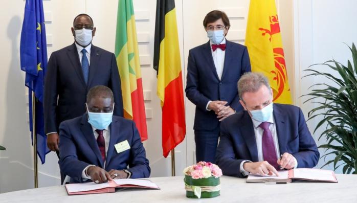 Vaccins anti Covid : Des accords ont été signés entre la fédération de Wallonie, l'IRESSEF et l'Institut Pasteur.
