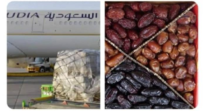 Diplomatie / Ramadan : L'Arabie Saoudite offre 12 tonnes de dattes au Sénégal.