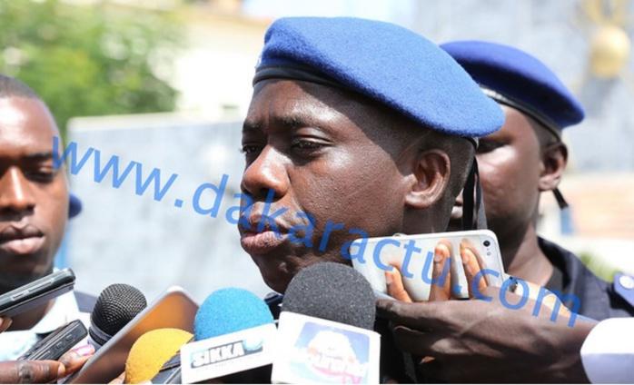 Section de recherches : promu Lieutenant-colonel et patron des Gendarmes de Dakar, le Commandant Abdou Mbengue cède sa place au capitaine Aliou Ndiaye