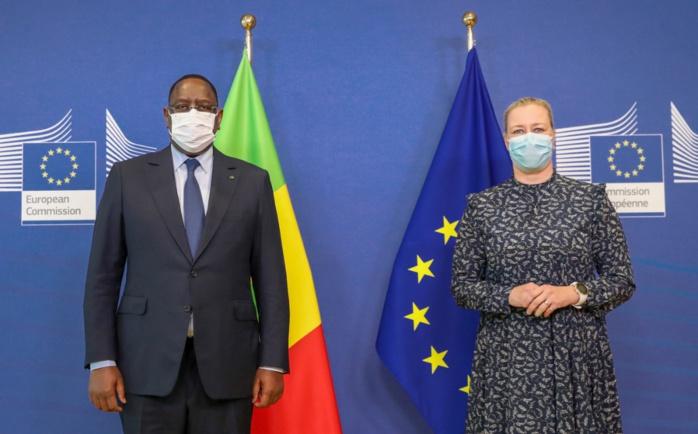 Belgique : Le Sénégal décroche un soutien dans le cadre de la nouvelle stratégie Europe.