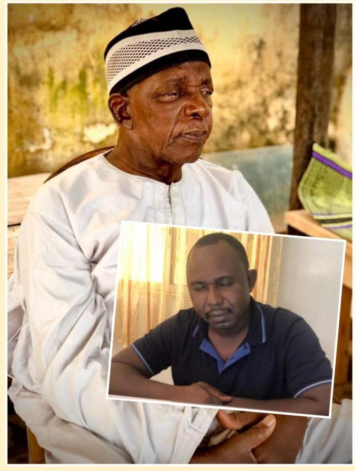 Rappel à Dieu de son père : Yaya Cissoko, Chef de Bureau Dakaractu/Rufisque endeuillé