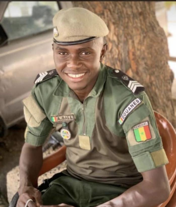 Accident à Keur Socé : Qui est Abdoulaye Sall, l'agent de la douane qui a perdu la vie.