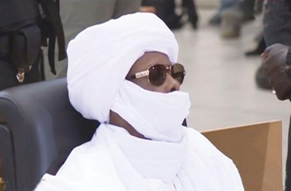 Permission de six mois pour Habré : le juge de l'application des peines dit niet