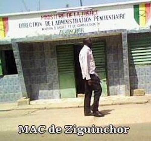 MAC de Ziguinchor / Les détenus de Boffa-Bayotte en grève de la faim, le parquet promet une rencontre