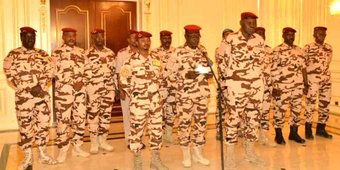 Mort d'Idriss Deby Itno au front: le Conseil militaire de transition dirigé par son fils révèle les circonstances et prend ses premières décisions.