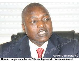 """Eau potable : Omar Guèye réserve """"les solutions"""" du gouvernement aux députés"""