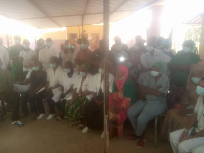 Hôpital régional de Kolda : Les travailleurs exigent le départ du directeur...