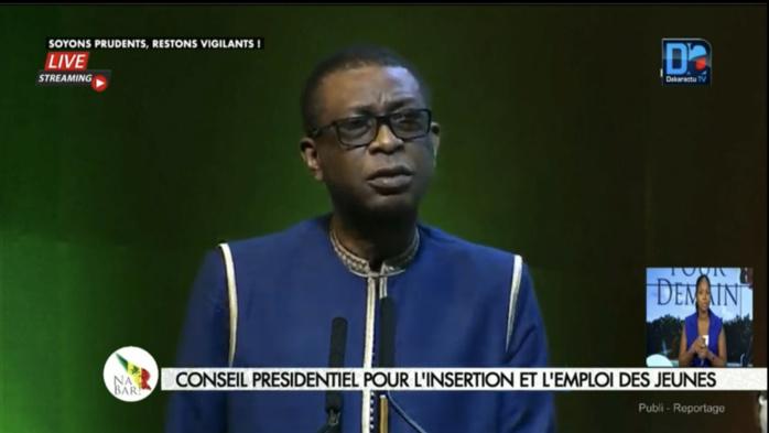 Emploi des jeunes / Youssou Ndour à Macky Sall : «Vous avez beaucoup à faire, même si...»