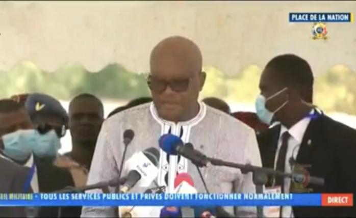 Obsèques du Maréchal Idriss Déby Itno : Le président Burkinabé rend un vibrant hommage à un « Homme d'État, stratège militaire exceptionnel et grand panafricaniste »