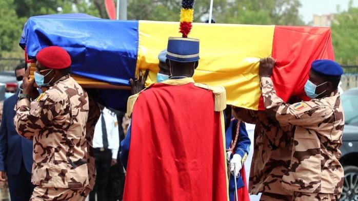 Tchad : Un dernier hommage rendu au président Maréchal, Idriss Déby Itno.